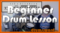 How To Read Drum Music Notation