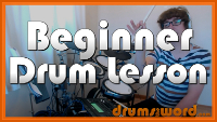 How To Hold The Drum Sticks (Traditional & Matching Grip)