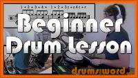 Geginner Drum Fills