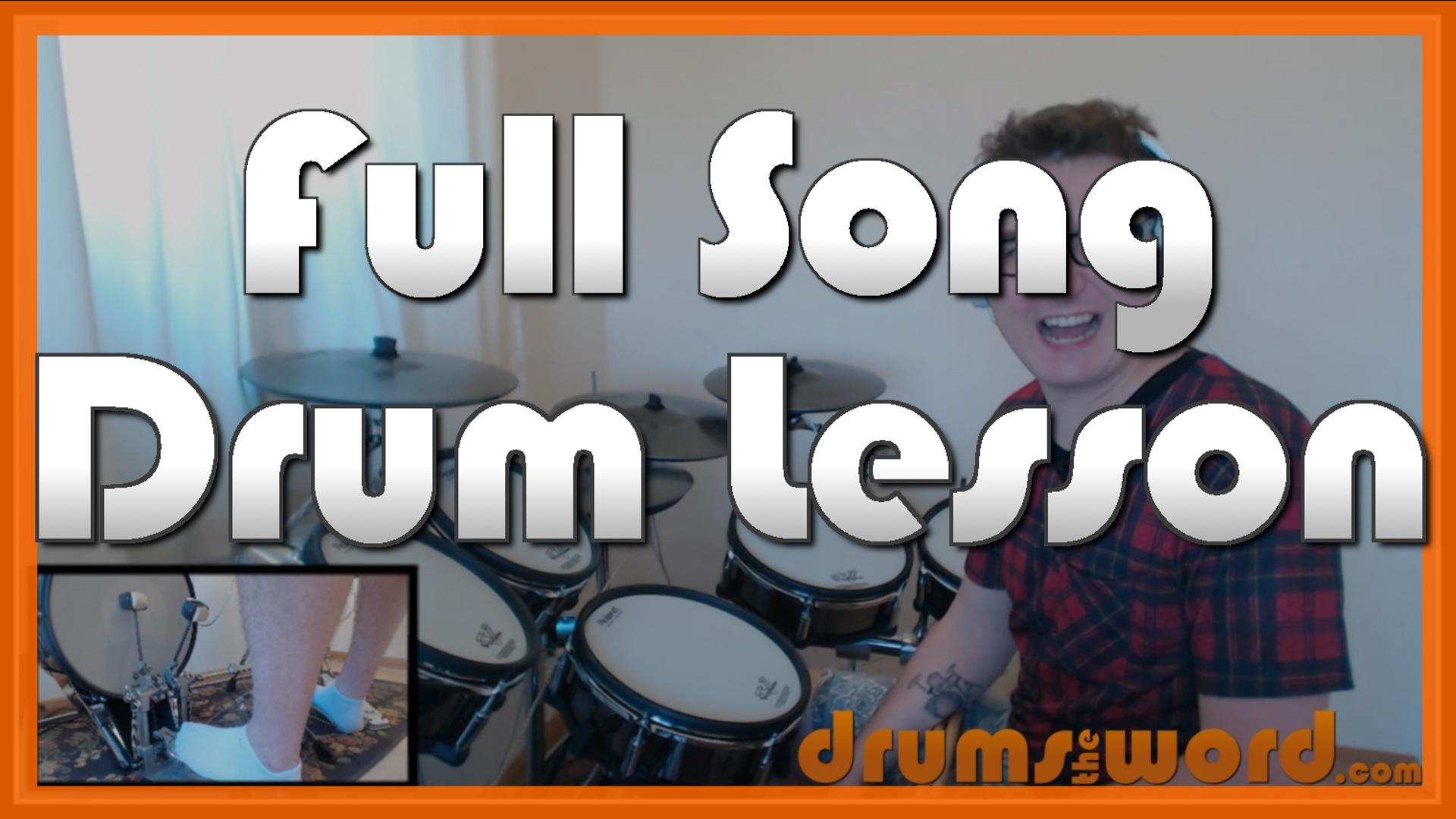 """""""Hotel California"""" - (The Eagles) Full-Song Video Drum Lesson Notation Chart Transcription Sheet Music Drum Lesson"""
