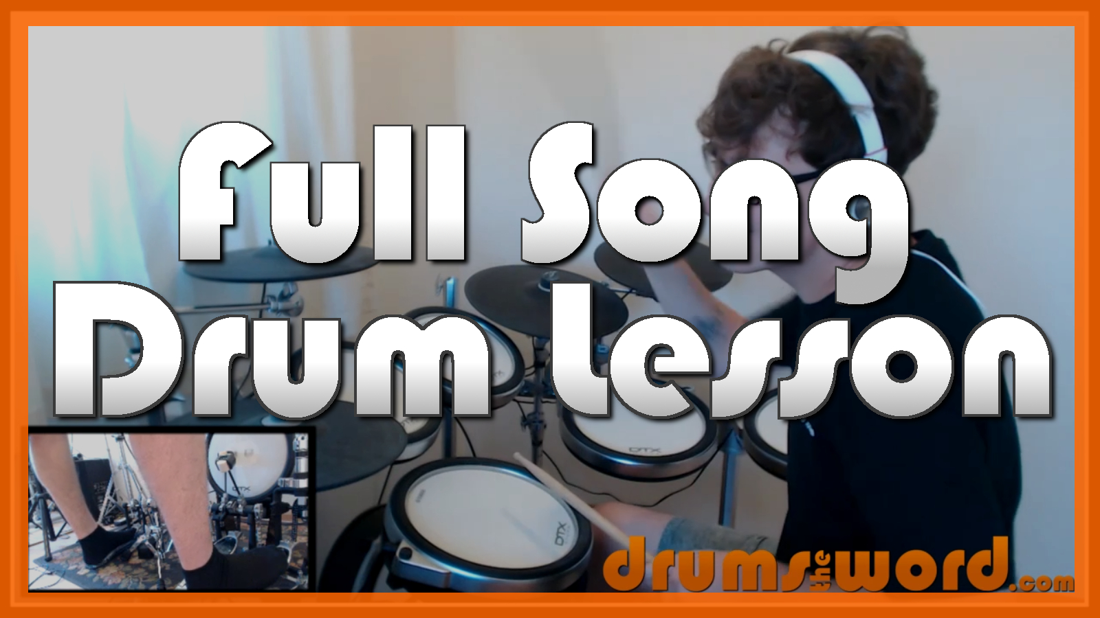 """""""Toxicity"""" - (System Of A Down) Full-Song Video Drum Lesson Notation Chart Transcription Sheet Music Drum Lesson"""